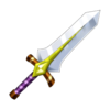 -weapon full- Broad Sword L
