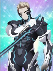 -weapon full- Level 3 Julius