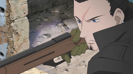 -weapon full- Clear Aimed Shot Ricardo