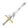 -weapon full- Broadsword