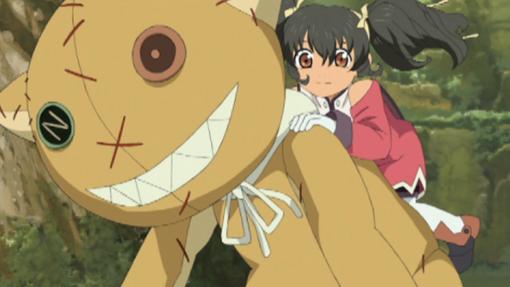 -weapon full- Tokunaga Onslaught Anise