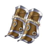 -weapon full- Power Greaves A