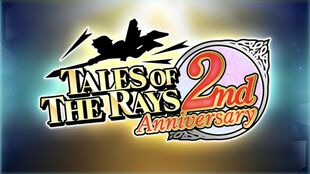 -vanity full- Tales of the Rays Second Anniversary Game Icon Poster