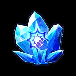 Large Chiral Crystal Bash