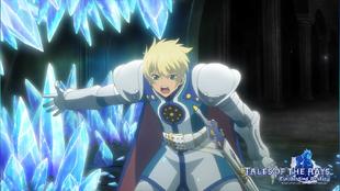 -vanity full- Everlasting Destiny Anime Cut Flynn