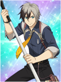 -weapon full- Arte Specialist Ludger
