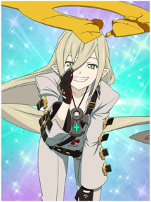 -weapon full- Incomplete Artificial Life Form Magilou