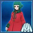 Fluffy Coat Farah