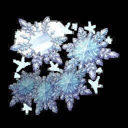 White Snow Mirrage