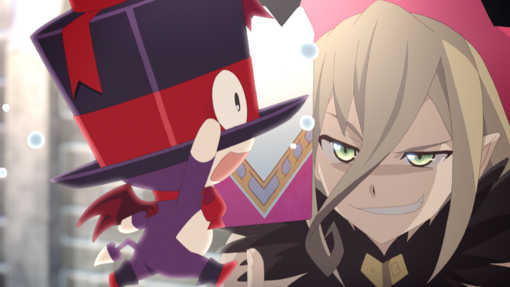 -weapon full- Witch's Punishment Magilou