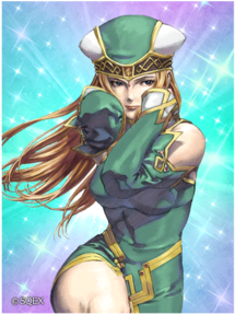 -weapon full- Divine Family of Aesir's 2nd Rank Freya
