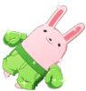 -weapon full- Fighting Bunny