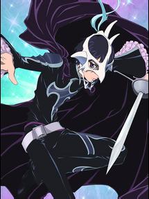 -weapon full- Masked Swordsman Judas