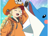 Lively Girl of the Pirates Patty