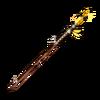 -weapon full- Amber Staff