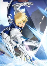 -vanity full- Imperial Knights Captain Flynn Poster