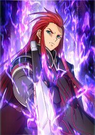 -vanity full- Secretive Swordsman Asch Poster