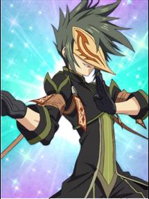-weapon full- Masked Mastermind Sync