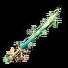 -weapon full- Falchion Sword