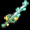 -weapon full- Emerald Sword