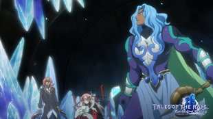 -vanity full- Everlasting Destiny Anime Cut Barbatos