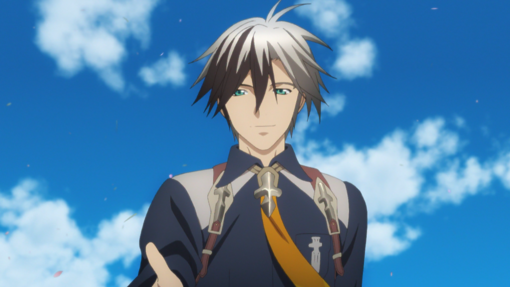 -weapon full- Together with His Partner Ludger