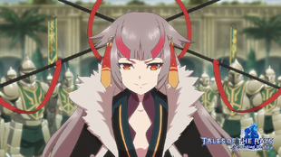 -vanity full- Everlasting Destiny Anime Cut Mercuria