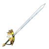 -weapon full- Force Rapier