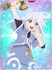 -weapon full- Magic User Genis