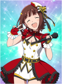 -weapon full- Smiling on Stage! Haruka