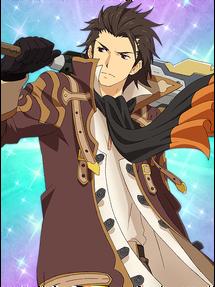-weapon full- Amiable Gun-and-Swordsman Alvin