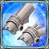 Silver Gauntlets