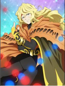 -weapon full- Demon King of Euclid Dhaos