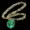 -weapon full- Emerald Pendant
