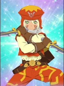 -weapon full- Faithful Twin Blade Emil