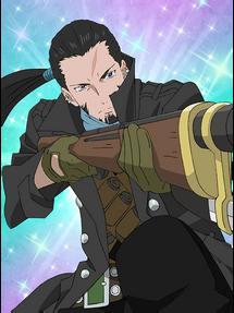 -weapon full- Sure Shot Sniper Ricardo