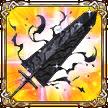 Demon-Slayer Sword- Black Divider