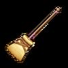 -weapon full- Finshe Broom