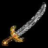 -weapon full- Damascus Sword