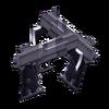 -weapon full- Dark Jaeger