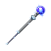 -weapon full- Crystal Rod (Mint)