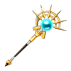 -weapon full- Blue Crystal Rod