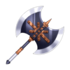 -weapon full- Battle Ax
