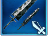 Starting Weapon Asta
