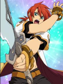 -weapon full- Truth-Seeking Swordsman Luke