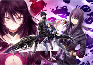 -vanity full- TALES OF x GOD EATER Collab Visual Poster