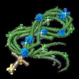 Blue Rose Whip