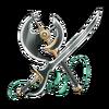 -weapon full- Gyofuu and Sayokaze