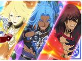 Spirit Gear - Dhaos & Barbatos & Gaius