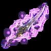 -weapon full- Dark Thunder Vortex Sword